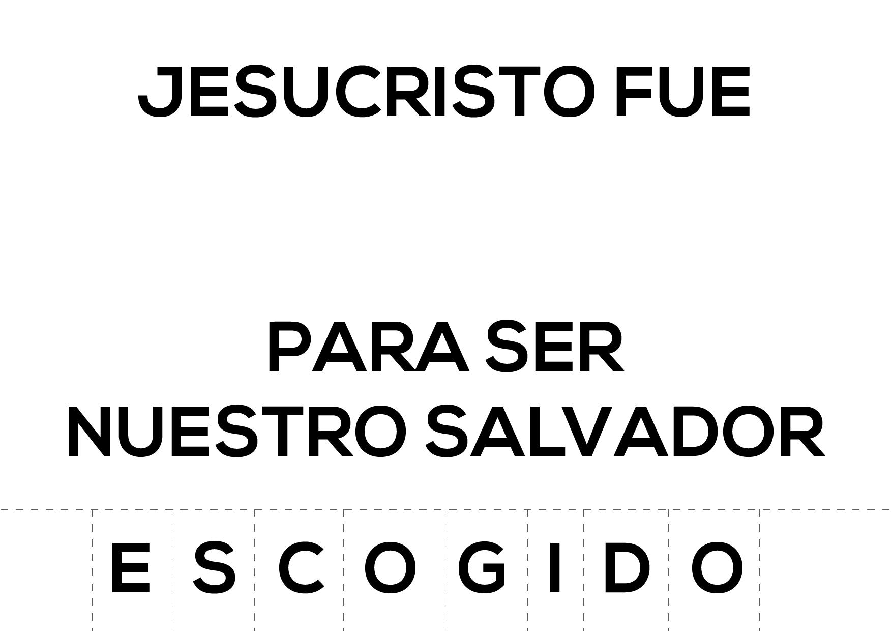 Jesucristo fue escogido para ser nuestro salvador-conexionsud-04