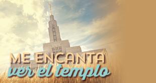 """Ayudas visuales e ideas para enseñar a los niños de la Primaria SUD la canción """"Me encanta ver el templo""""k"""