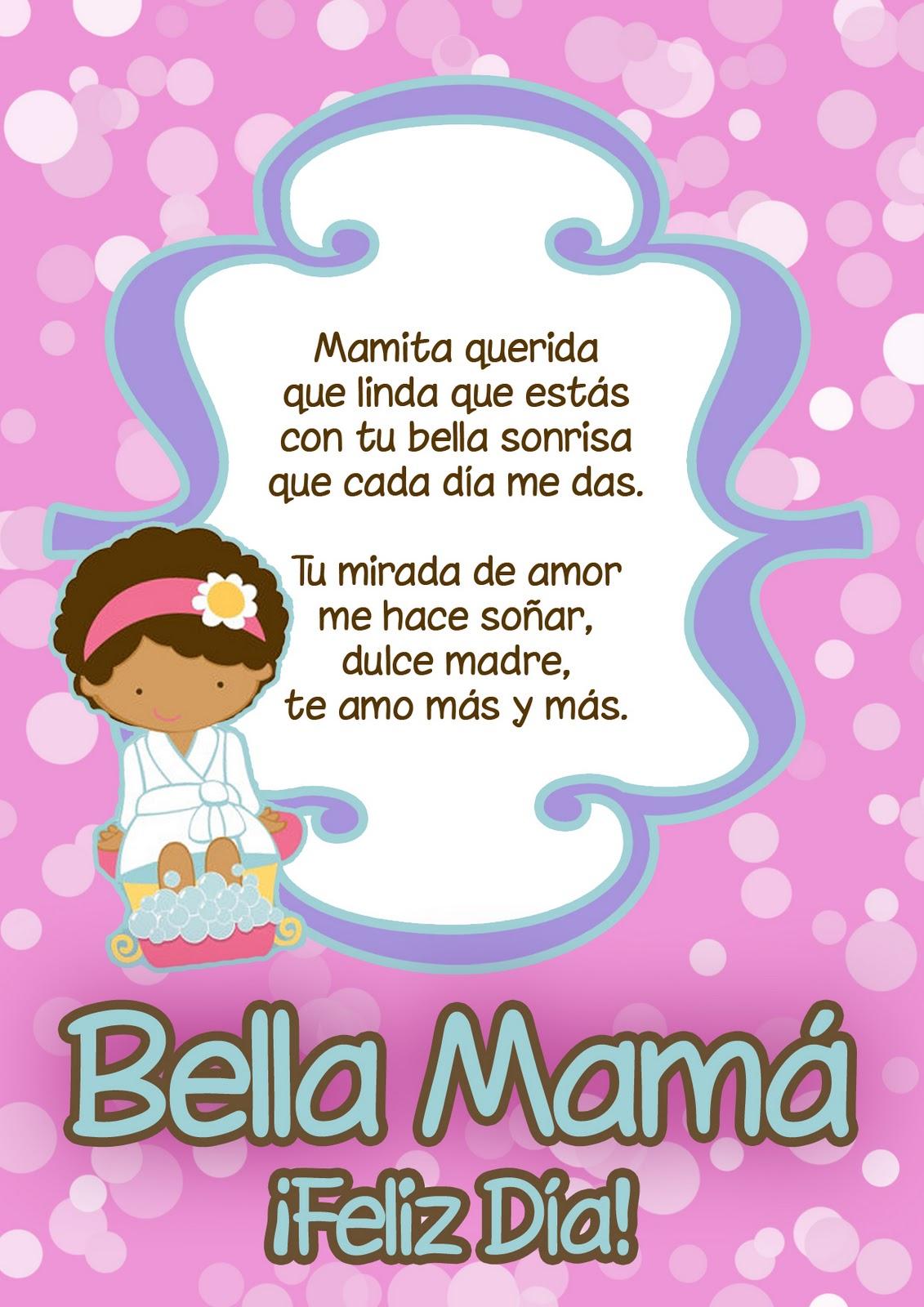 Día De La Madre Yo Mimo A Mi Mama Conexión Sud