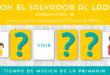 """""""Con el Salvador al lado"""" – 3er Estrofa"""