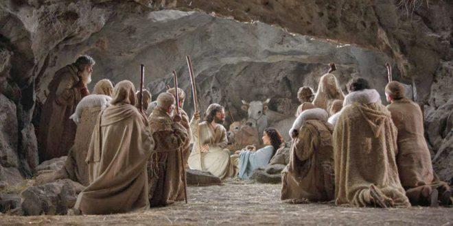 """""""Jesús en pesebre"""" CN 26"""