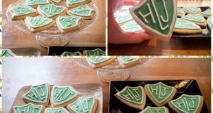 cookie galletas HLJ Haz Lo Justo Valientes Días de Actividades