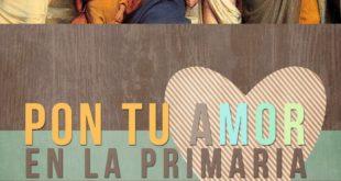 Pon tu amor en la Primaria al ministrar a los niños