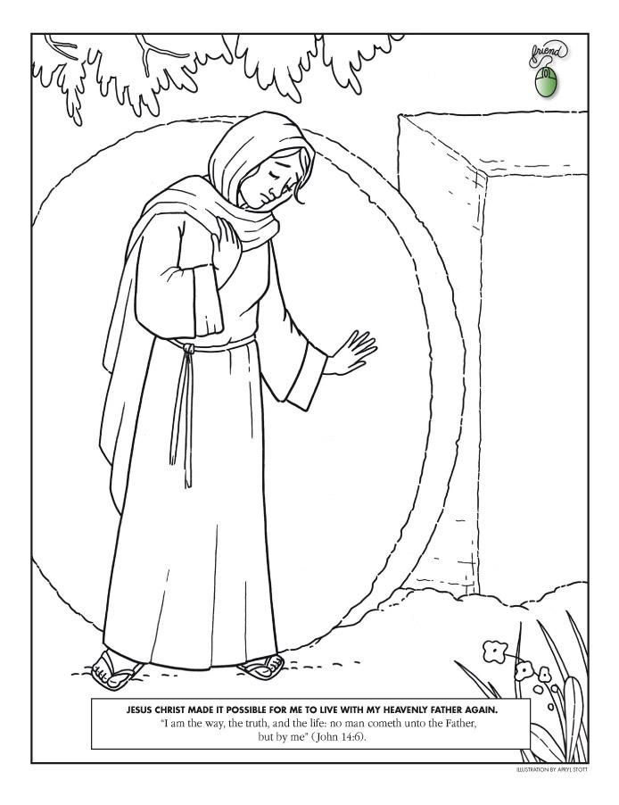 Jesucristo resucitó y yo también resucitaré. | Conexión SUD