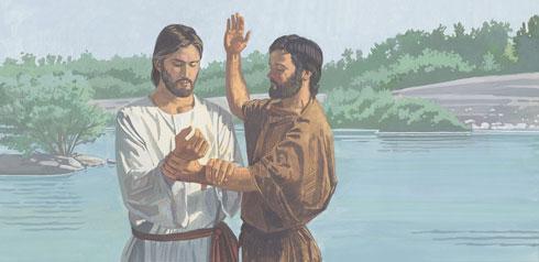 Ven, Sígueme para niños | Preparad el camino del Señor. Mateo 3; Marcos 1; Lucas 3