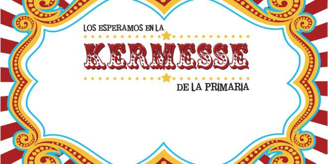 Kermesse De La Primaria Conexion Sud