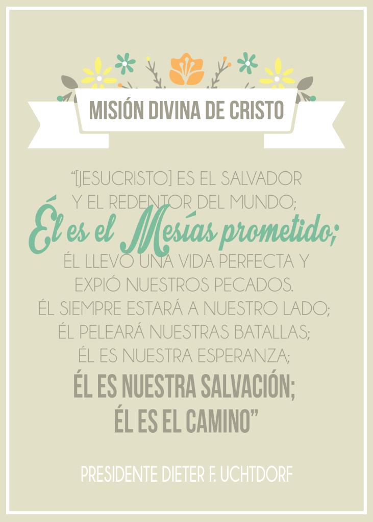 Mensaje de las Maestras Visitantes - Agosto 2014 Cristo el Mesias - Conexion SUD