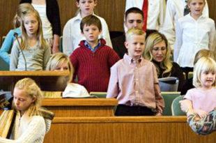 Presentación de la Primaria en la Reunión Sacramental 2014