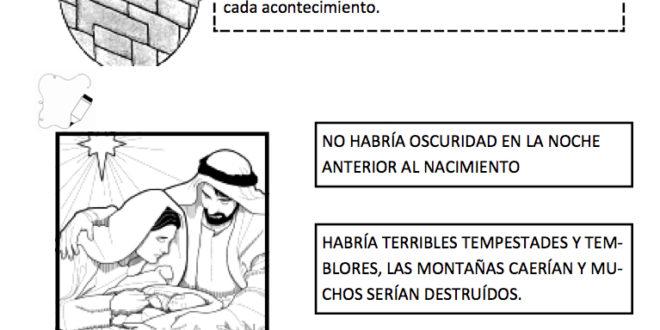 Actividades Samuel el lamanita tiene fe - Conexión SUD