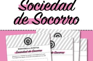Bienvenida a la Sociedad de Socorro del Barrio - Conexión SUD