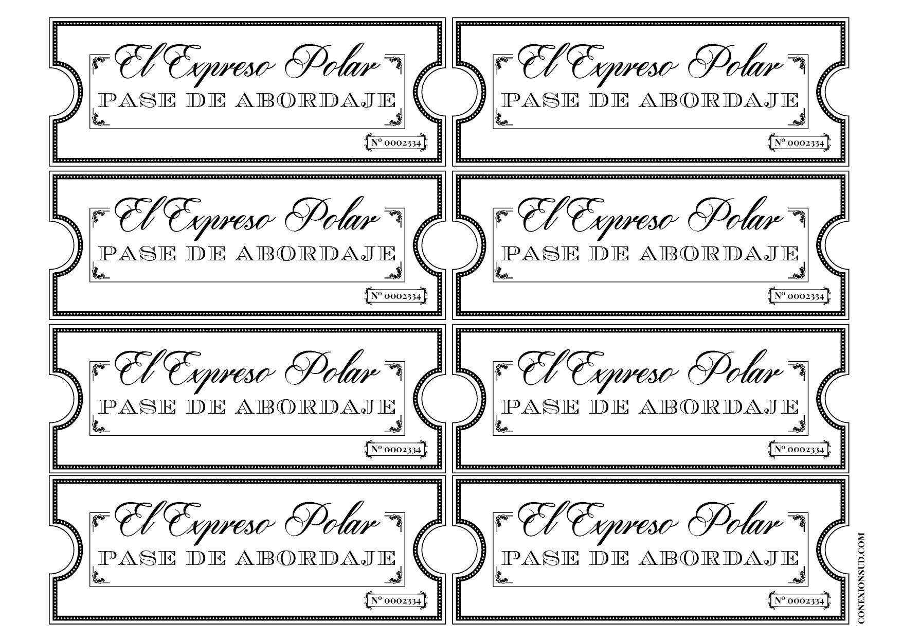 El expreso polar conexi n sud for Expreso polar