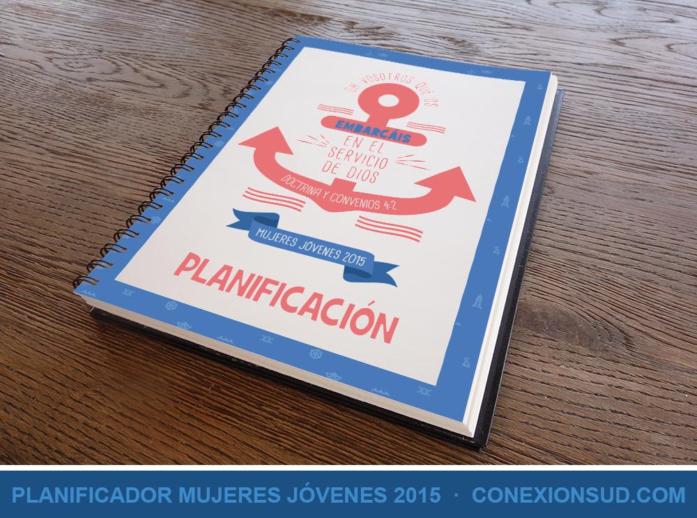 Planificador Mujeres Jóvenes 2015 - Conexion SUD