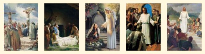 Jesucristo resucitó y yo también resucitaré