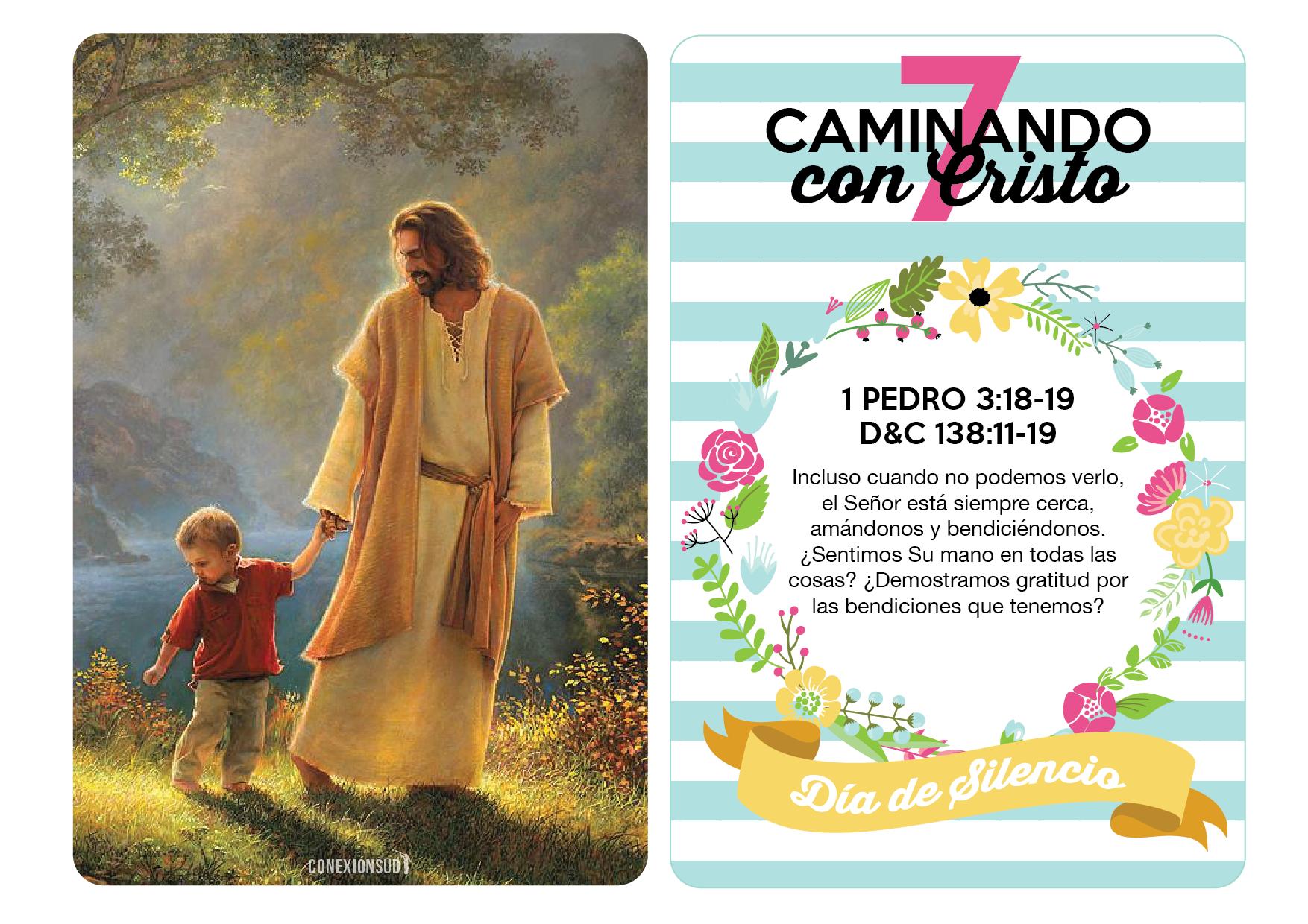 Caminando con Cristo - Lección de Pascua de Resurrección - Conexión SUD-08