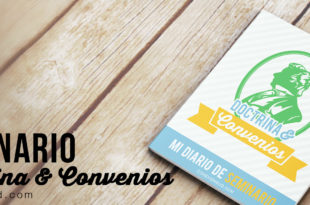Cuaderno de Estudio Seminario Doctrina y Convenios - Conexión SUD