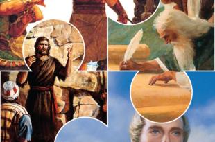 Los profetas testifican de Jesucristo