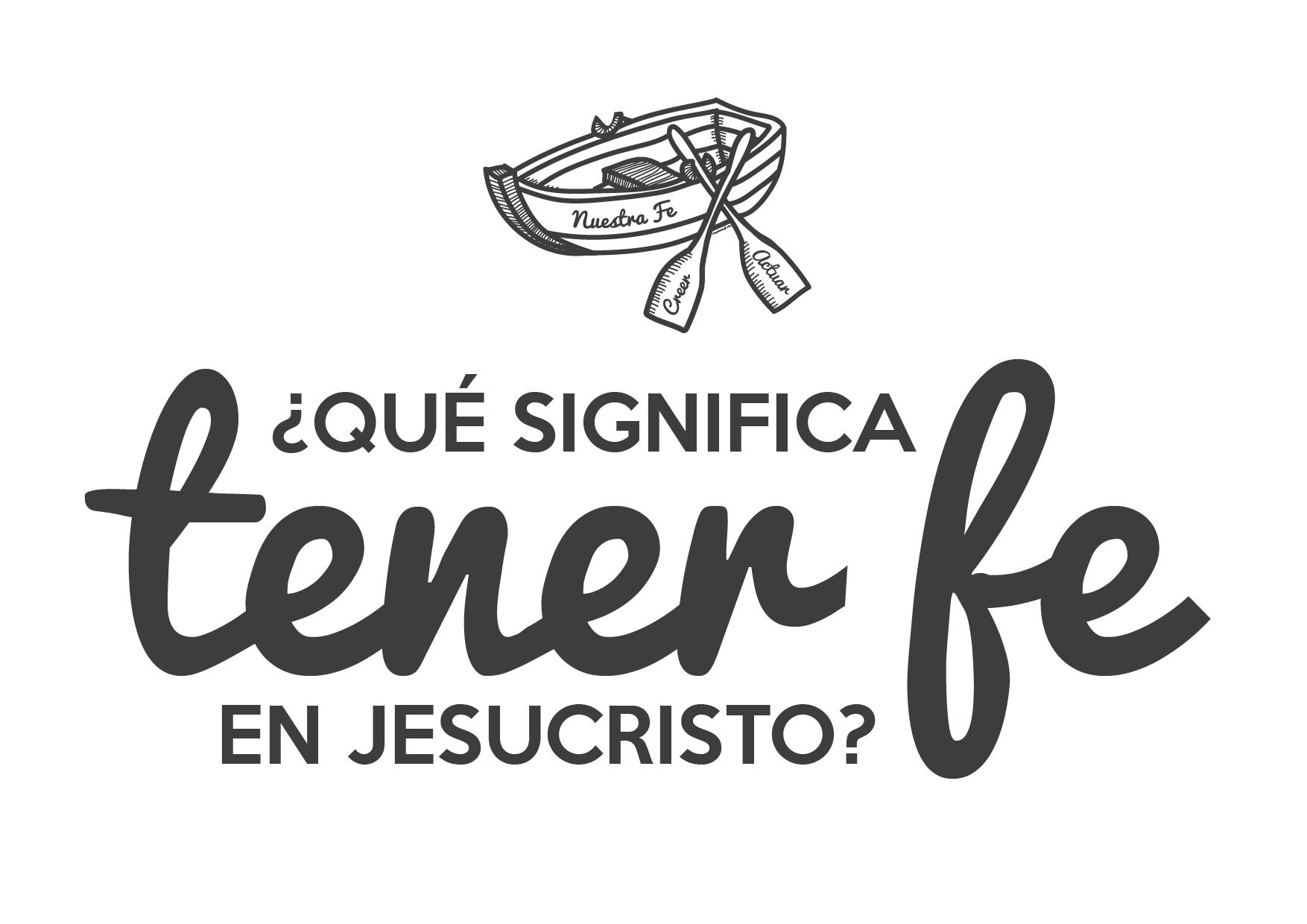 Qué significa tener fe en Jesucristo - Ven Sígueme Marzo - Conexión SUD