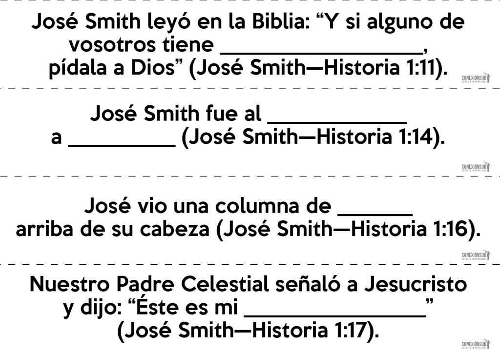 Nuestro Padre Celestial y Jesucristo se aparecieron a José Smith - Conexión SUD