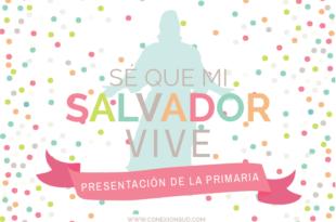 Presentacion de la Primaria Se que mi Salvador vive - Conexion SUD