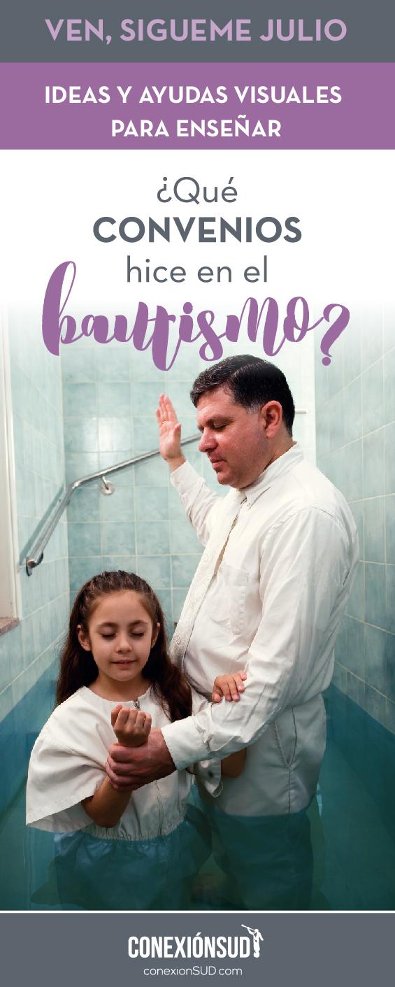 que convenios hice en el bautismo - Conexión SUD