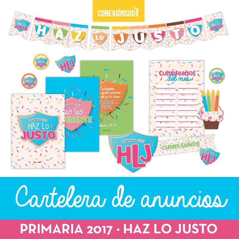 cartelera primaria 2017_Conexion SUD