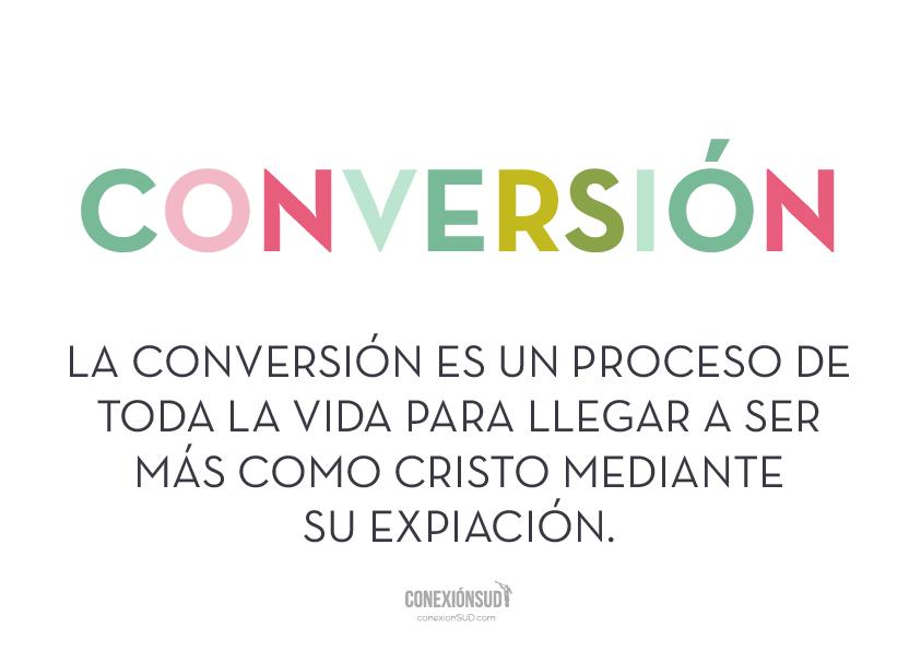 me estoy convirtiendo_Conexion SUD
