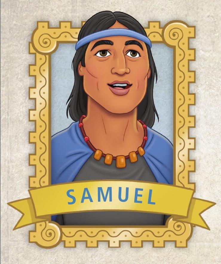 personajes - Historias del Libro de Mormon