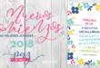 """Nuevos Comienzos 2018 """"Paz en Cristo"""""""