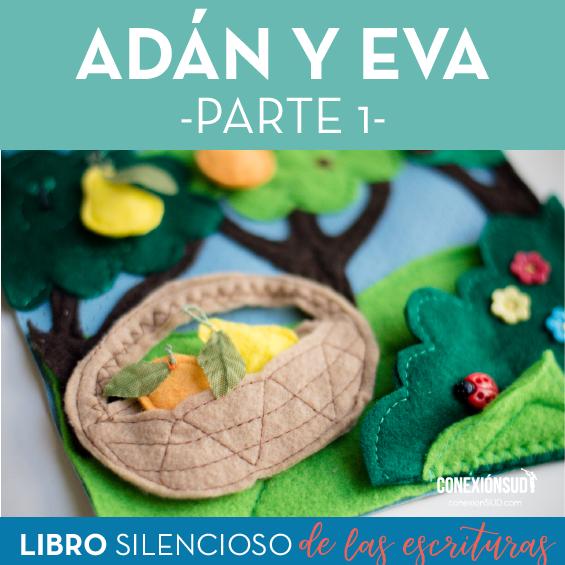 Libro Silencioso de las Escrituras - AdanEva1_ConexionSUD