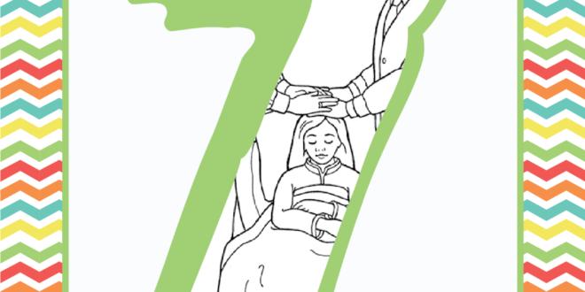 """Ideas y ayudas visuales para enseñar el Artículo de Fe 7 """"Creemos en el don de lenguas, profecía, revelación, visiones, sanidades, interpretación de lenguas, etc."""""""