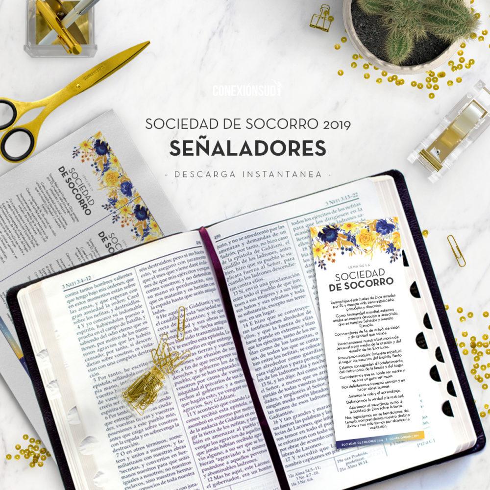 Cartelera Sociedad de Socorro 2019 - ConexionSUD