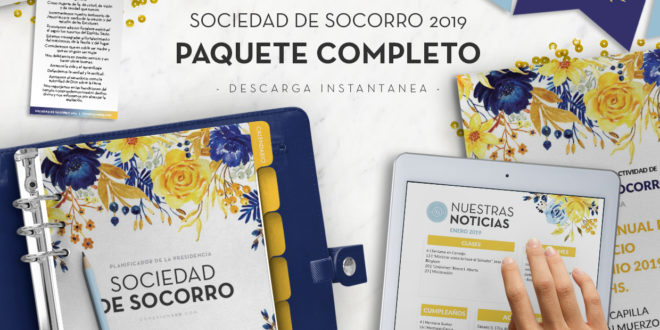 Las novedades que encontrarás en el nuevo Paquete Completo de la Sociedad de Socorro 2019
