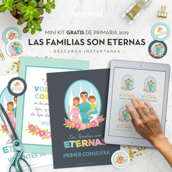 Primaria 2019 - Las Familias son Eternas - ConexionSUD