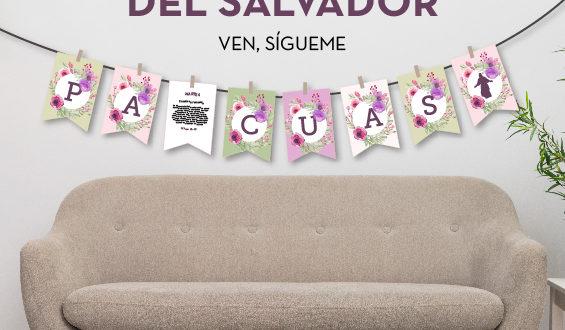 Cuenta Regresiva de Pascua: Última Semana del Salvador | Ven, Sígueme