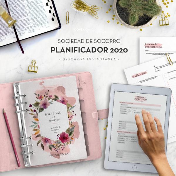 Sociedad de Socorro 2020 - Planificador ConexionSUD