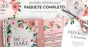 Paquete Competo Mujeres Jovenes 2020