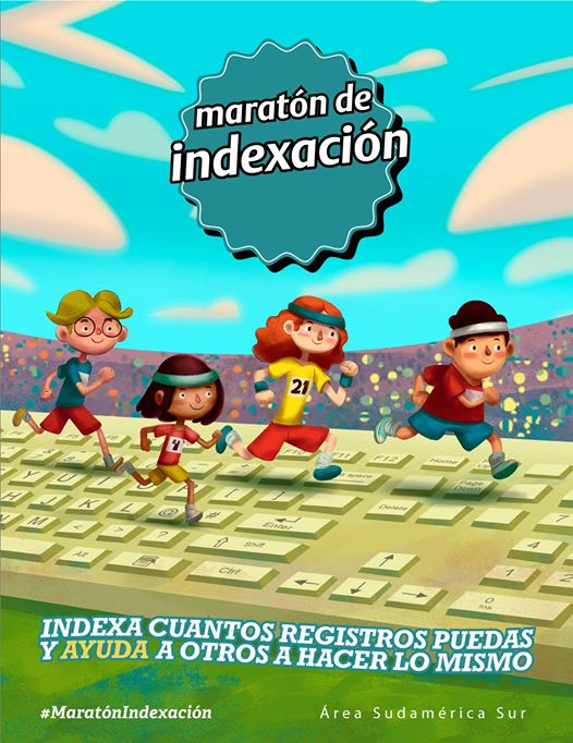 Maraton de Indexación - Historia Familiar -  family Search