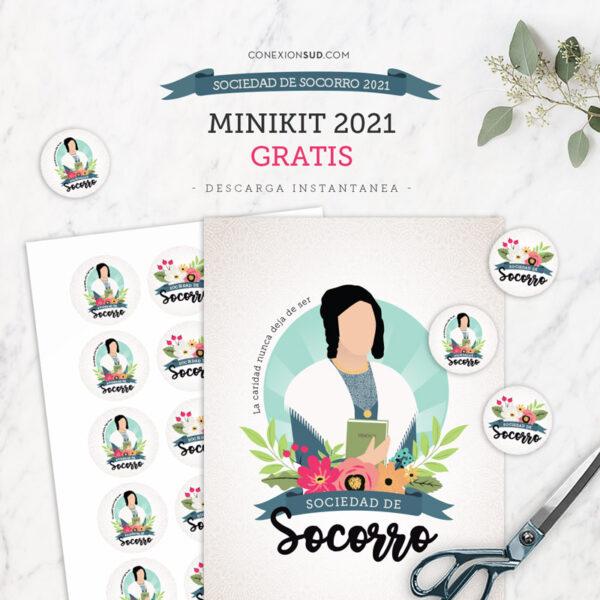 Mini Kit GRATIS Sociedad de Socorro 2021 - ConexionSUD