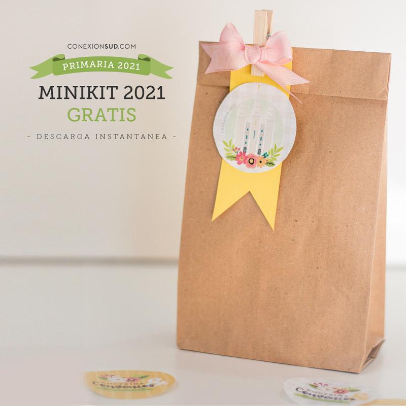 Mini Kit GRATIS Primaria 2021 - Ven Sigueme Doctrina y Convenios - ConexionSUD