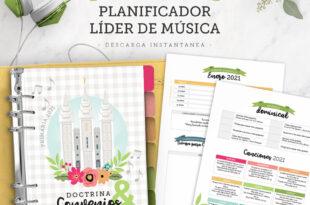 Planificador Líder de Música | Primaria 2021