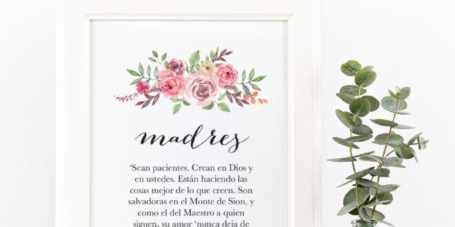 Imprimibles GRATIS del Día de la Madre