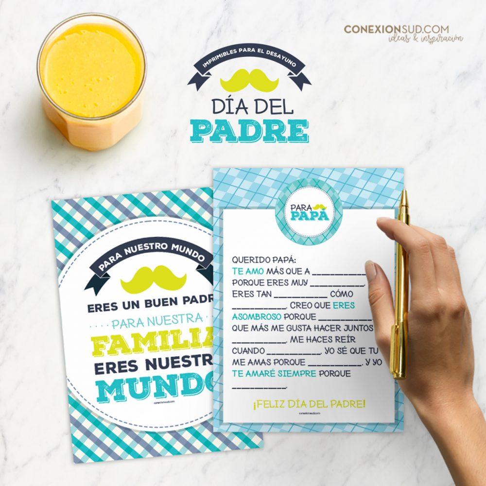 Desayuno en la cama Dia del padre - ConexionSUD