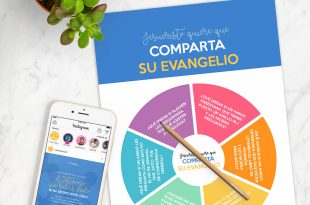 Jesucristo quiere que comparta su evangelio - ConexionSUD